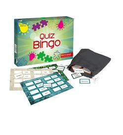 Quiz Bingo von Friese,  Andrea