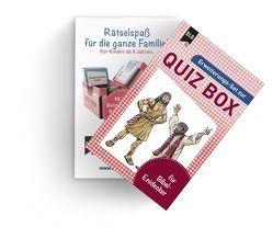 Quiz-Box für Bibel-Entdecker – Ergänzungs-Set