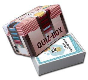 Quiz-Box für Bibel-Entdecker von Schleupner,  Rebecca