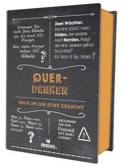 Quiz-Box Querdenken von Hermenau,  Dieter, Schäfer,  Wilhelm, Schumacher,  Georg, Simon,  Martin