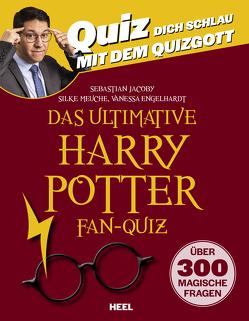 Quiz dich schlau mit dem Quizgott: Harry Potter Fan-Quiz von Engelhardt,  Vanessa, Jacoby,  Sebastian, Meuche,  Silke