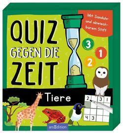 Quiz gegen die Zeit – Tiere von Löwenberg,  Ute