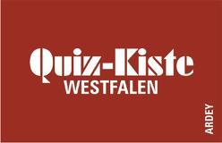 Quiz-Kiste Westfalen von Fischer,  Ferdinand, Fischer,  Karin