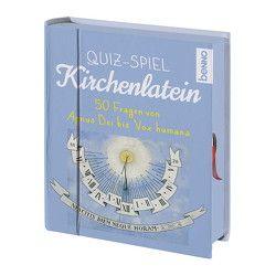 Quiz-Spiel Kirchenlatein