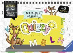Quizzy: Buchstaben und Laute von Diehl,  Hannah, Kaergel,  Julia, Walch,  Helmut