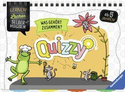 Quizzy: Was gehört zusammen? von Diehl,  Hannah, Eimer,  Petra, Walch,  Helmut