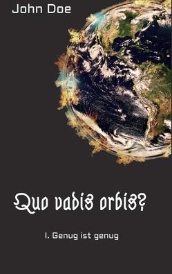 Quo vadis Orbis? von Doe,  John