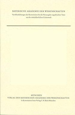 Quodlibeta von Gonzalez-Haba,  Maria, Schmaus,  Michael, Sutton,  Thomas von