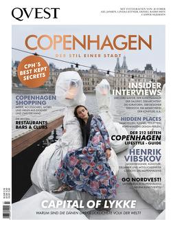 QVEST Copenhagen von Kaune,  Michael, Krause,  Patrick