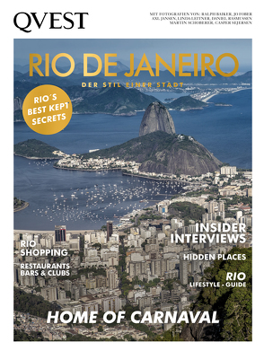QVEST Rio de Janeiro von Kaune,  Michael, Krause,  Patrick