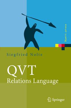 QVT – Relations Language von Nolte,  Siegfried