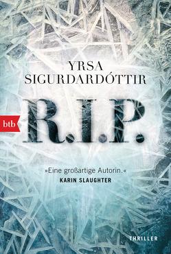 R.I.P. von Sigurdardóttir,  Yrsa, Wolff,  Anika