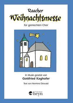 Raacher Weihnachtsmesse von Kaghofer,  Gottfried