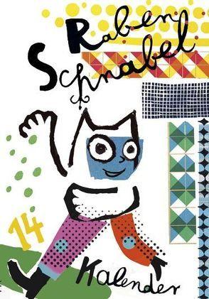 Rabenschnabel Kalender 2014 von von Boxberg,  achim
