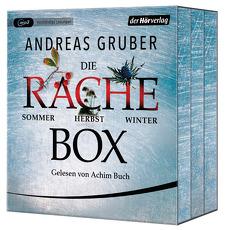 Rache-Box. Die ersten drei Fälle für Pulaski und Meyers von Buch,  Achim, Gruber,  Andreas