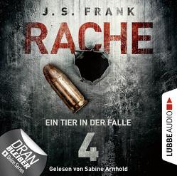 RACHE – Folge 04 von Arnhold,  Sabine, Frank,  J. S.