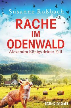 Rache im Odenwald von Rossbach,  Susanne