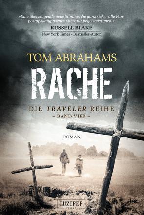 RACHE (Traveler 4) von Abrahams,  Tom, Gerstäcker,  Reimund