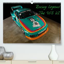 Racing Legend: The Porsche 635 K2 (Premium, hochwertiger DIN A2 Wandkalender 2021, Kunstdruck in Hochglanz) von Bau,  Stefan