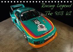 Racing Legend: The Porsche 635 K2 (Tischkalender 2018 DIN A5 quer) von Bau,  Stefan