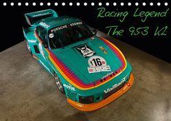 Racing Legend: The Porsche 635 K2 (Tischkalender 2019 DIN A5 quer) von Bau,  Stefan