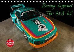 Racing Legend: The Porsche 635 K2 (Tischkalender 2019 DIN A5 quer)
