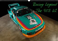 Racing Legend: The Porsche 635 K2 (Wandkalender 2020 DIN A3 quer) von Bau,  Stefan