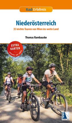 Rad-Erlebnis Niederösterreich von Rambauske,  Thomas