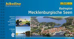 Radregion Mecklenburgische Seen von Esterbauer Verlag