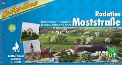 Radatlas Moststraße von Esterbauer Verlag