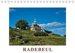 Radebeul / Geburtstagskalender (Tischkalender 2019 DIN A5 quer) von Kirsch,  Gunter