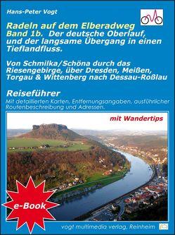 Radeln auf dem Elberadweg (Teil 1b) von Vogt,  Hans-Peter