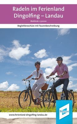 """Radeln im Ferienland Dingolfing – Landau"""
