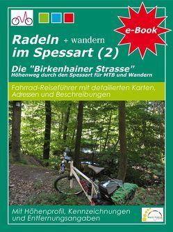 Radeln (und Wandern) im Spessart 2 von Dr. Vogt,  Hans-Peter
