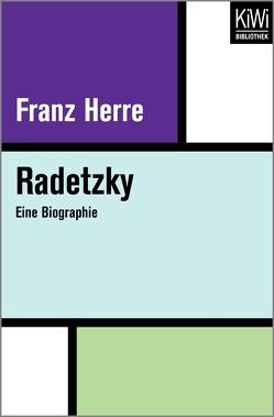 Radetzky von Herre,  Franz