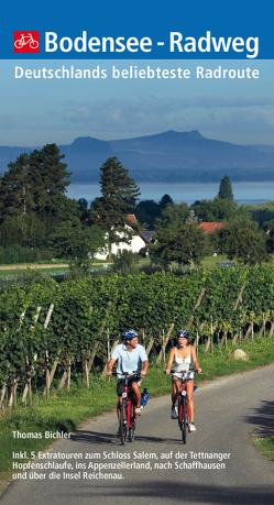 Radfahren auf dem Bodensee-Radweg von Bichler,  Thomas, Mende,  Achim