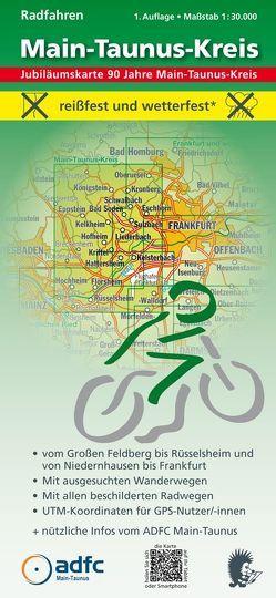 Radfahren – Main-Taunus-Kreis von Messer,  Michael