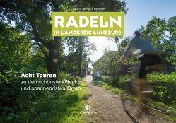 Radeln im Landkreis Lüneburg von Neß,  Berit