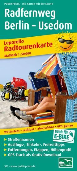 Radfernweg Berlin – Usedom