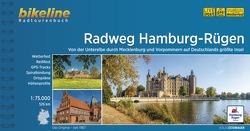 Radfernweg Hamburg-Rügen von Esterbauer Verlag