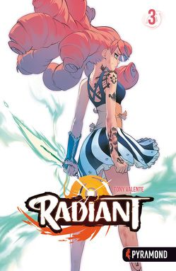 Radiant 3 von Valente,  Tony, Wohnus,  Hanna-Marie