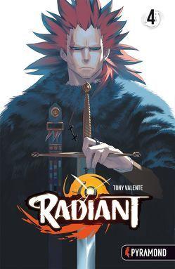Radiant 4 von Valente,  Tony, Wohnus,  Hanna-Marie