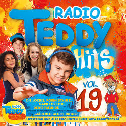 Radio TEDDY Hits Vol. 19 von 3Berlin, Deine Freunde, Die Lochis, Forster,  Mark, u.v.a.