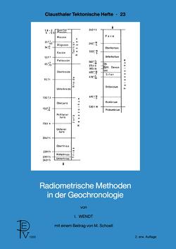 Radiometrische Methoden in der Geochronologie von Wendt,  I.