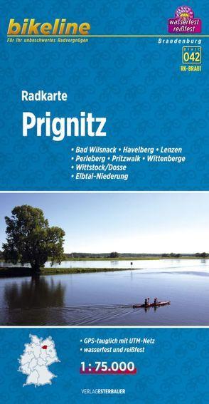 Radkarte Prignitz (RK-BRA01) von Esterbauer Verlag