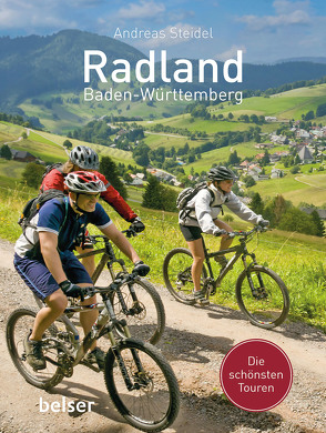 Radland Baden-Württemberg von Steidel,  Andreas