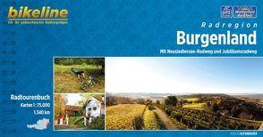 Radregion Burgenland von Esterbauer Verlag