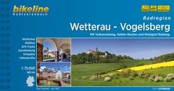 Radregion Wetterau-Vogelsberg von Esterbauer Verlag