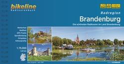 RadregionBrandenburg von Esterbauer Verlag