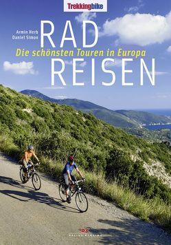 Radreisen von Herb,  Armin, Simon,  Daniel